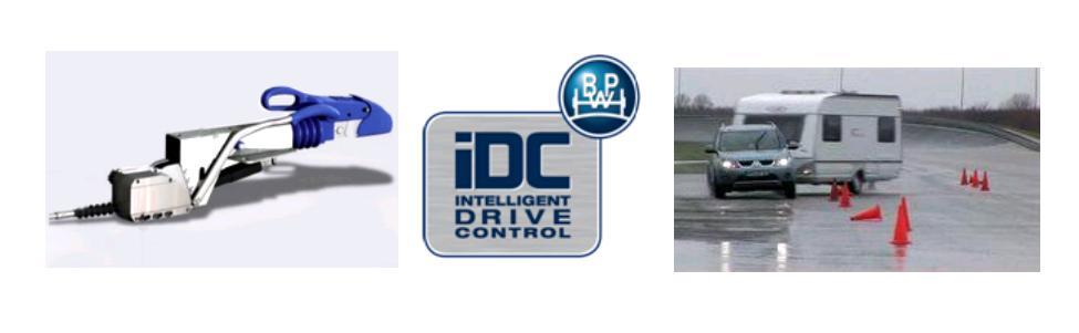 IDC intelligent drive control van BPW (anti slinger systeem)