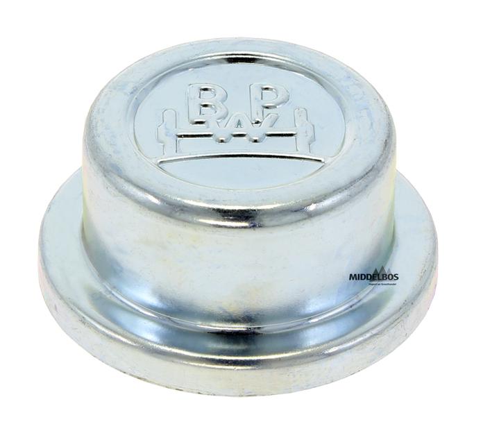 Vetdop rond 72,5 mm | Slagdop S2005-7 - 1500 KG BPW