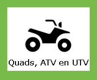 Quads, ATV's en UTV's banden van Carlisle