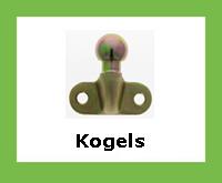 Kogelbouten en flenskogels - Van o.a. Winterhoff, Albe Berndes, Rockinger, Westfalia en WAP