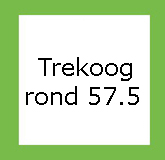 Trekogen / dinogen rond 57.5 van o.a. Rockinger