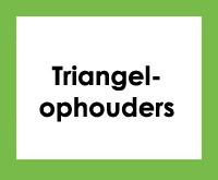 Triangelophouders - Bestellen in de webshop van Middelbos