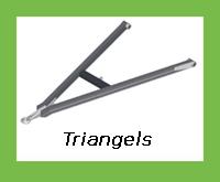 Triangels van Rockinger - Bekijk & bestel online in onze webshop!