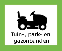 Tuin-, park- en gazonbanden van Carlisle