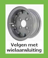 Velgen met wielaansluiting - Langzaamverkeer. Bestel online in onze webshop!