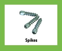 Spikes online bestellen in de webshop van Middelbos BV