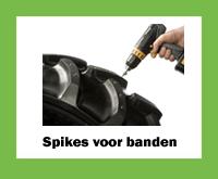 Spikes voor banden online bestellen in de webshop van Middelbos BV