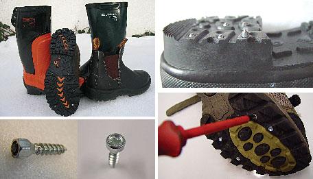 Spikes voor schoenen. Online bestellen bij Middelbos BV