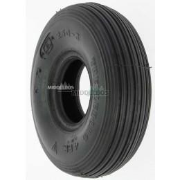 Buitenband 2.50-3 Trelleborg T510 (tt, 4pr)
