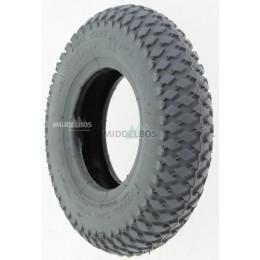 Buitenband 200x50 CST C968 (4pr, tt) | Blokjesprofiel, Nonmarking - Grijs