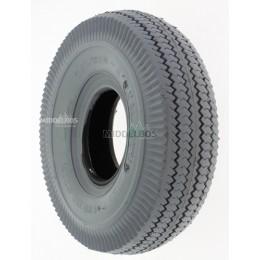 Buitenband 4.10/3.50-4 Cheng Shin C189 (tt, 4pr) | Non marking - Grijs