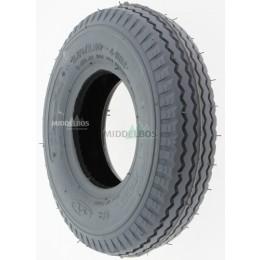 Buitenband 3.40/3.00-5 CST C-178 (tt,4pr) | Lijnprofiel, non marking - Grijs