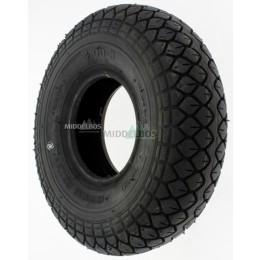 Buitenband 4.00-5 Cheng Shin C154 zwart (tt, 4pr)