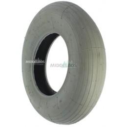 Buitenband 4.80/4.00-8 Duro HF207 (tt, 4pr) | Non marking - Grijs