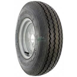 Compleet wiel 5.20/5.00-10 Trailermaxx 74/72M CST C824 (tbl) + velg 60/100/4 ET0