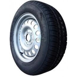 Compleet wiel 185/70R13 Security BK403 (93N) + velg 67/112/5 ET30