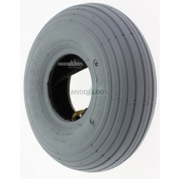 Buitenband 200x50 Cheng Shin C179 NonMarking - Grijs (tt, 4pr)  + binnenband