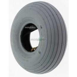 Buitenband 6x1.75 Cheng Shin C179 (tt, 4pr) + binnenband | Non marking - Grijs