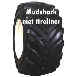 Buitenband 31x15.50-15 OTR Mudshark Tireliner (tbl, 10pr)