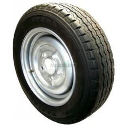Compleet wiel 155/70R12 Maxxis UE168n (104N) + velg 114.5/165/5 ET0
