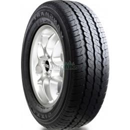 Compleet wiel 195R14C Maxxis Vansmart (106R) + lichtmetalen velg 67/112/5 ET30