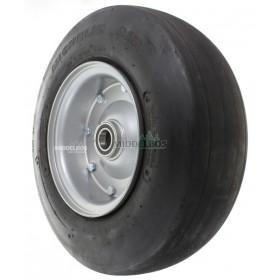 Compleet wiel voor stacaravan - 10 inch | Voor asstomp: 30/35