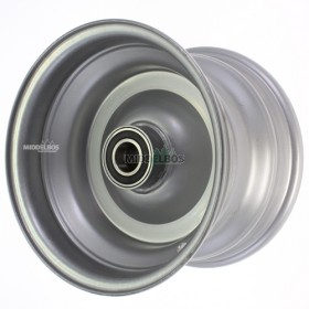 Velg 5.50x8 Vlukon | Vorkwiel met kogellagers - Asgat 25mm