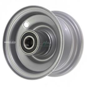 Velg 3.00x5 Vlukon | Vorkwiel met kogellagers - Asgat 20mm