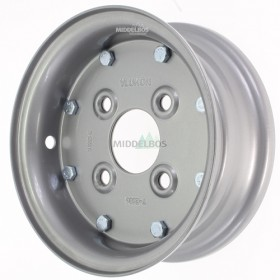 Velg 3.00D-8 meerdelig Vlukon High Speed | 60/100/4 ET0