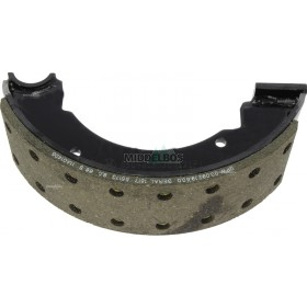 Remsegment BPW 310x80mm | Op schoen
