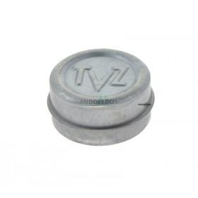 Vetdop rond 62 mm | Slagdop TVZ