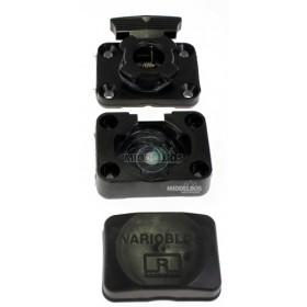 Variobloc Rockinger compleet | Flens 83x56mm