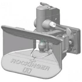 Vangmuilkoppeling RO846, 140x80 mm Rockinger | Hendel opwaarts