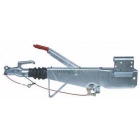 Oplooprem Al-Ko 161S | 1600 KG, met koppeling - Remtype 1637/2051