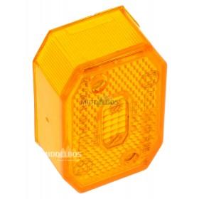 Glas voor markeringslamp Flexipoint I Aspock | Geel