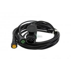 Kabelset voor multipoint Aspock | 5 meter - 13 polig