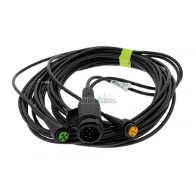 Kabelset voor multipoint Aspock | 7 meter - 13 polig