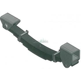 Veeraggregaat enkelas - 7 ton Schneider | 80/750