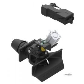 Vangmuilkoppeling E406 H9, 160x100 mm Orlandi | Hendel opwaarts pneumatisch
