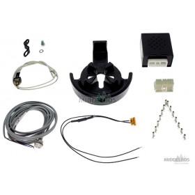 Sensor stuurhoek + lamp Orlandi