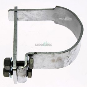 Klembeugel WAP WUF105K-A4 | Inclusief bevestigingsmateriaal, verzinkt