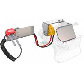 Vangmuil-afstandsbediening Rockinger - Pneumatisch | RO500x66 | Met Duomatic aansturing