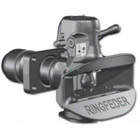 Vangmuilkoppeling RI5050A, 160x100 mm Ringfeder | Hendel opwaarts