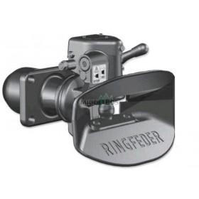 Vangmuilkoppeling RI4040A G150 , 160x100 mm Ringfeder | Hendel opwaarts