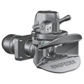 Vangmuilkoppeling RI5055A, 160x100 mm Ringfeder | Hendel opwaarts