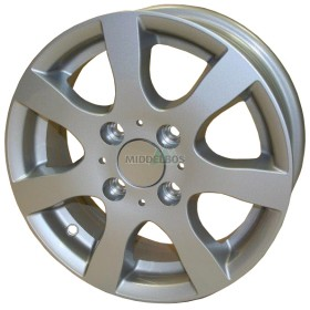 Velg licht metalen 6Jx14 High Speed | 57/100/4 ET30
