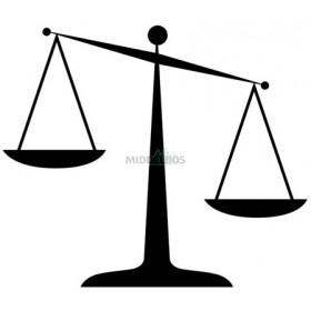 Balanceren van een stalen wiel t/m 14 inch