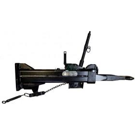 Oplooprem BPW AVE 57 remhevel - Uitvoering D | Max. 5700 KG
