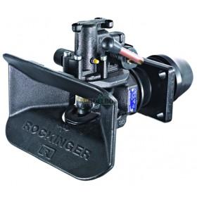 Vangmuilkoppeling RO400A, 160x100 mm Rockinger | Hendel opwaarts