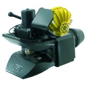 Vangmuilkoppeling pneumatisch RO57, 160x100mm Rockinger